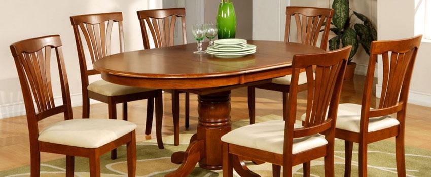 Кухненски и холни маси и столове - ниски цени, размери и цветове