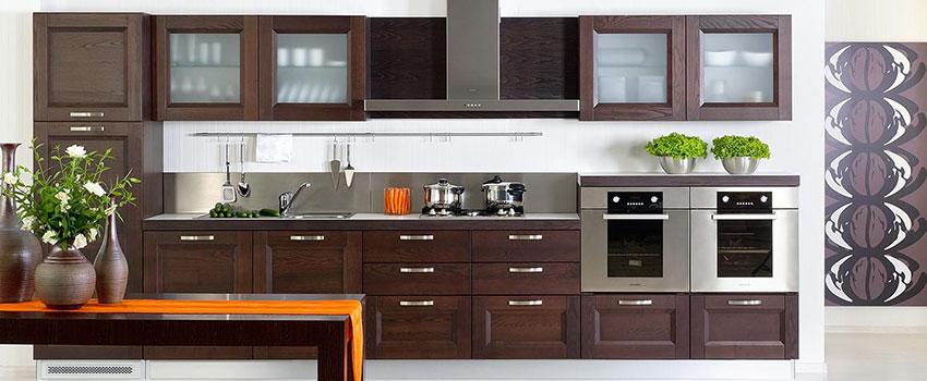 Цялостно кухненско обзавеждане, мебели за кухня