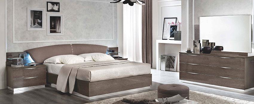 Красиви и модерни спални комплекти - мебели обзавеждане за спалня