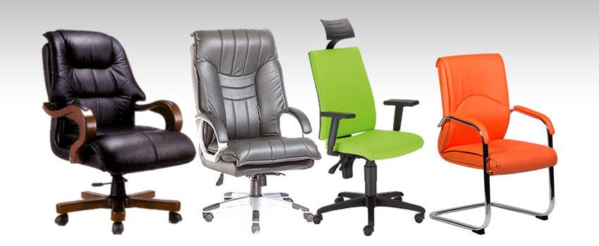 Модерни и класически модели президентски и посетителски офис столове - цветове, модели и размери