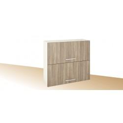 Горен кухненски шкаф Примо PG 12 - 60/70/80/90 см.