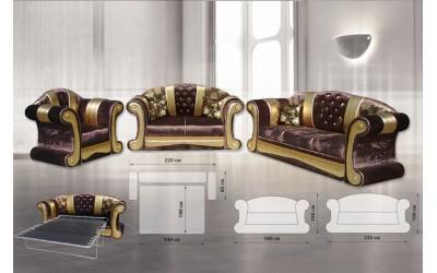 Холна гарнитура Версай Принц