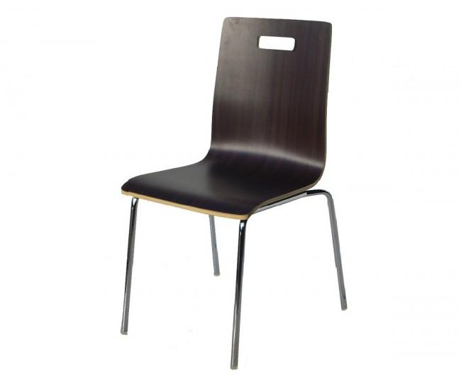 Трапезен стол 8036А - венге