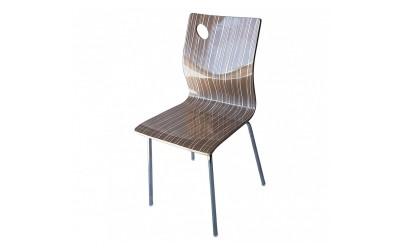 Трапезен стол 8119А - мока райе