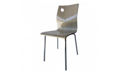 Трапезен стол 8119А - сонома райе