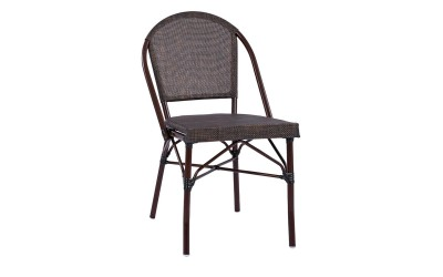 Метален стол Bamboo Look HM5718