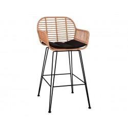 Градински бар стол Allegra HM5640