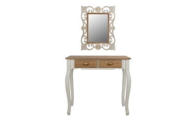 Тоалетка с огледало Firenze HM10163