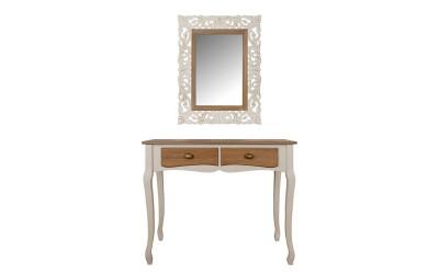 Тоалетка с огледало Melody HM10164