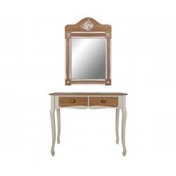 Тоалетка с огледало Melody HM10167
