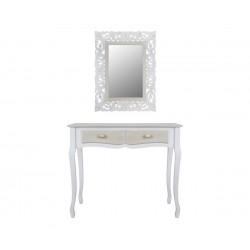 Тоалетка с огледало Priamo HM10361