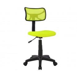Детски стол за бюро HM1026.03 - Електриково зелен