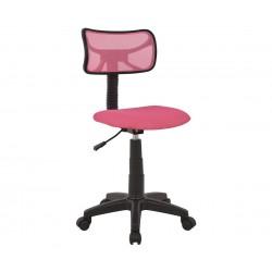 Детски стол за бюро HM1026.05 - Розов