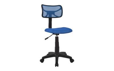 Детски стол за бюро HM1026.06 - Тъмно син