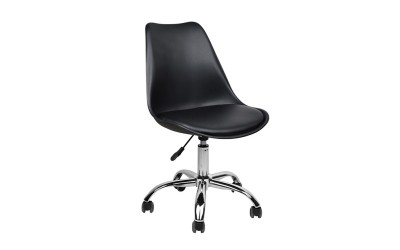 Детски стол за бюро Vegas HM1052.01 - Черен