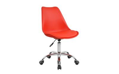 Детски стол за бюро Vegas HM1052.07 - Червен