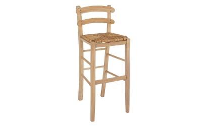 Бар стол HM10372.02 - в гръцки традиционен стил