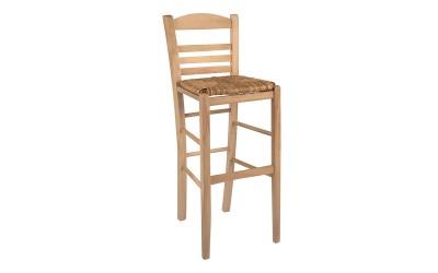 Бар стол HM10377.02 - в гръцки традиционен стил