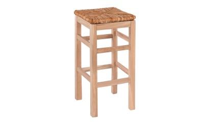 Бар стол HM10378.02 - в гръцки традиционен стил