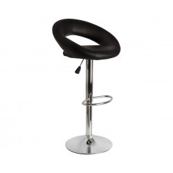 Комплект от 2 бр. бар стол Rea HM203.01 - Черен