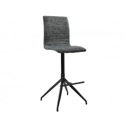 Комплект 4 бр. бар стол Astrid HM8041.01- Сив