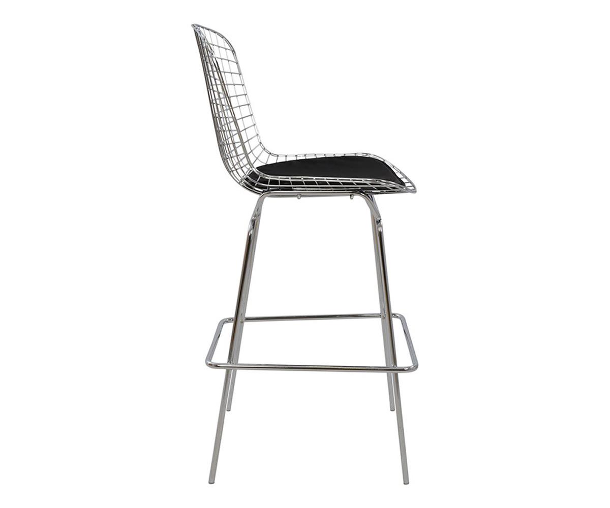 тръбен бар стол