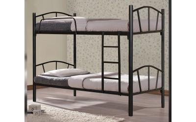 Двуетажно метално легло HM328.01 - разделящо се