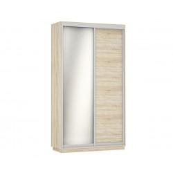 Двукрилен гардероб Amelia HM2301.01 - Сонома