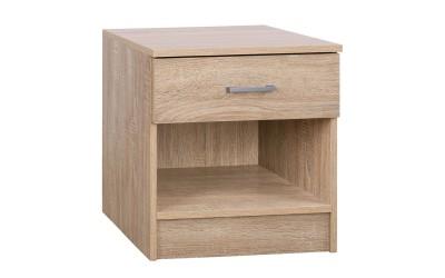 Нощно шкафче HM2345.01 - Сонома