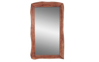 Огледало HM8186 с дървена рамка