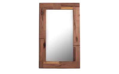 Огледало Jaida HM8380 с дървена рамка