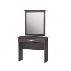 Тоалетка с огледало HM10157 - Зебрано