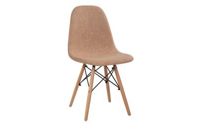 Трапезен стол Twist HM0126.53 - Бежов