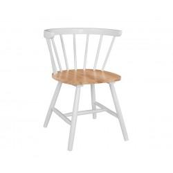 Комплект от 2 бр. дървени трапезни столове Elisa HM8279