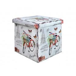 Табуретка с ракла Bike HM254