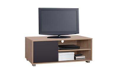 ТВ шкаф HM2340.10 - Сонома/Графит