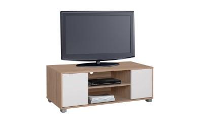 ТВ шкаф HM2341.01 - Сонома/Бяло