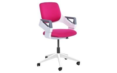 Детски стол Carmen Clever E - розов