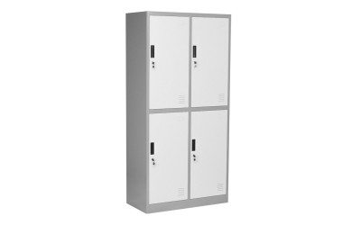 Метален офис шкаф Carmen CR-1251 J LUX