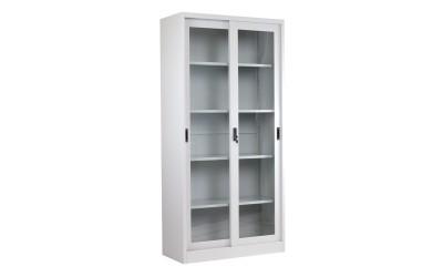 Метален офис шкаф Carmen CR-1267 L
