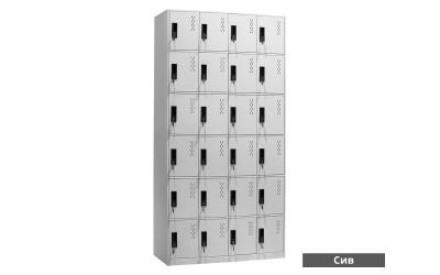 Метален офис шкаф Carmen CR-1277