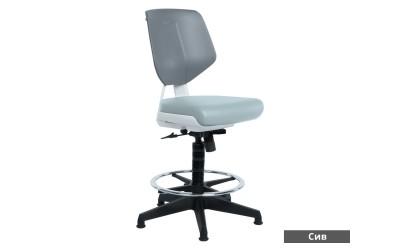 Работен офис стол Lab LUX без подлакътници