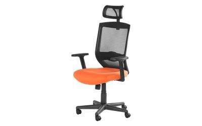 Президентски офис стол Carmen 7518 - Оранжев