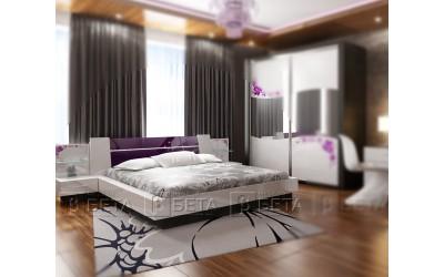 Спалня Казабланка с LED осветление