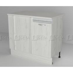 Долен шкаф  за ъгъл Тоскана Д 8