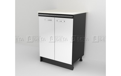 Модул Д1 - долен шкаф за кухня Версаче - 60 см.