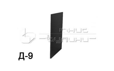 Модул Д9 - краен долен панел за кухня Версаче