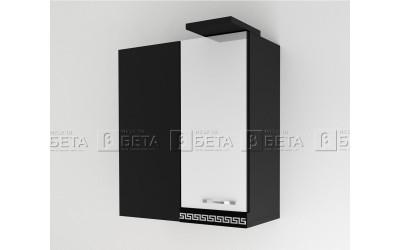 Модул Г7 - горен шкаф за ъгъл за кухня Версаче - 60 см.