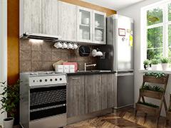 Кухненски шкафове Хит Дъб алатри