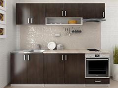 Кухненски шкафове Кети - Венге